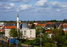 die Fatih Moschee Bremen in Bremen Gröpelingen