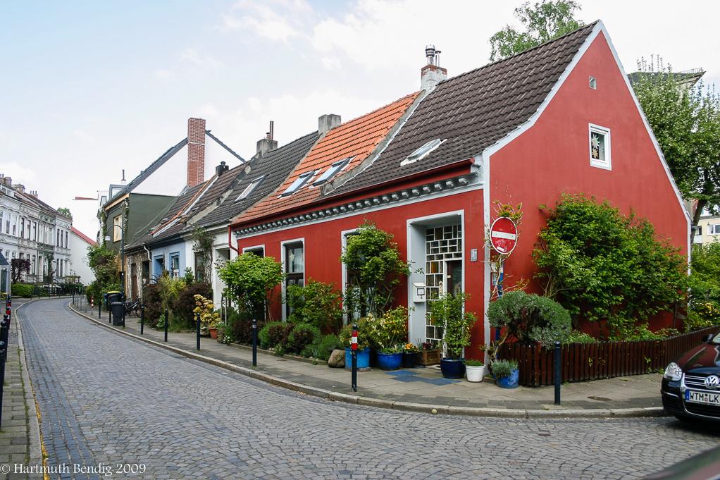 im Bremer Ostertor, Kreuzstr.