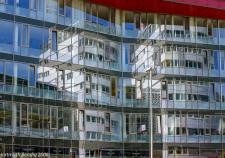 Spiegelbild des Bamberger Hauses