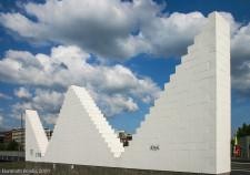Three Triangles, Kunst im öffentlichen Raum Bremen
