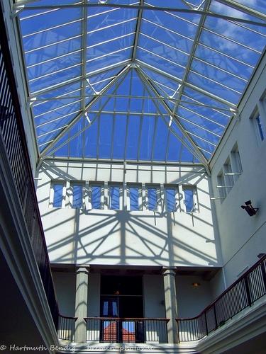 Lichthaus Innen oben