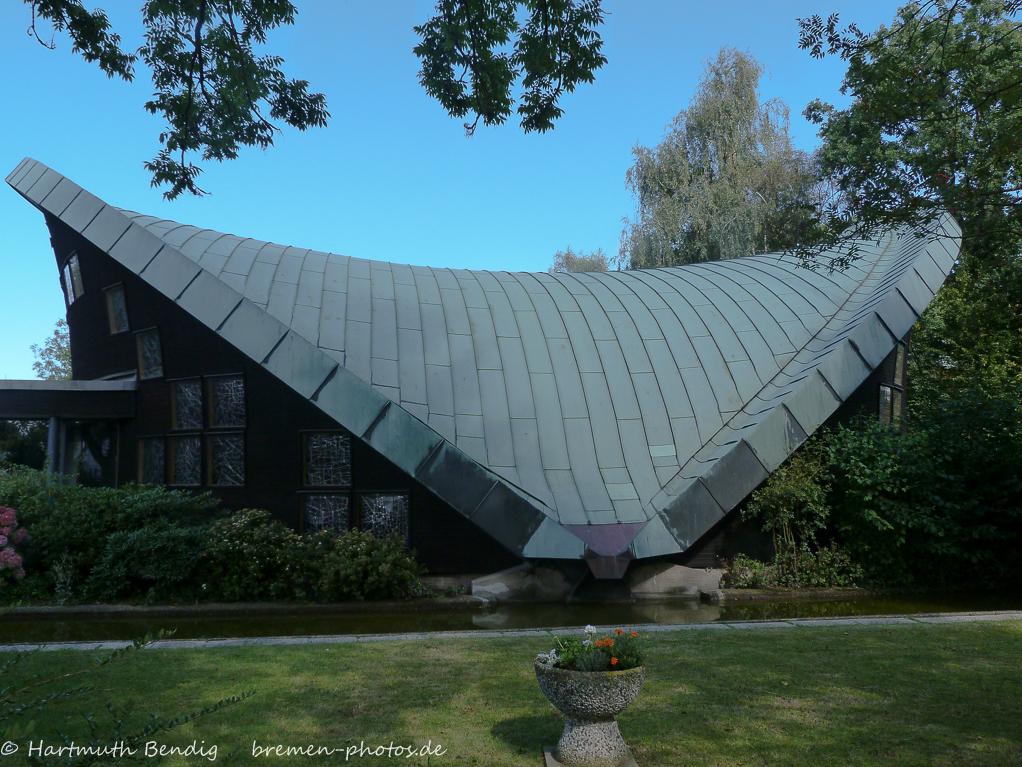 St.Lukas Kirche in Bremen Grolland