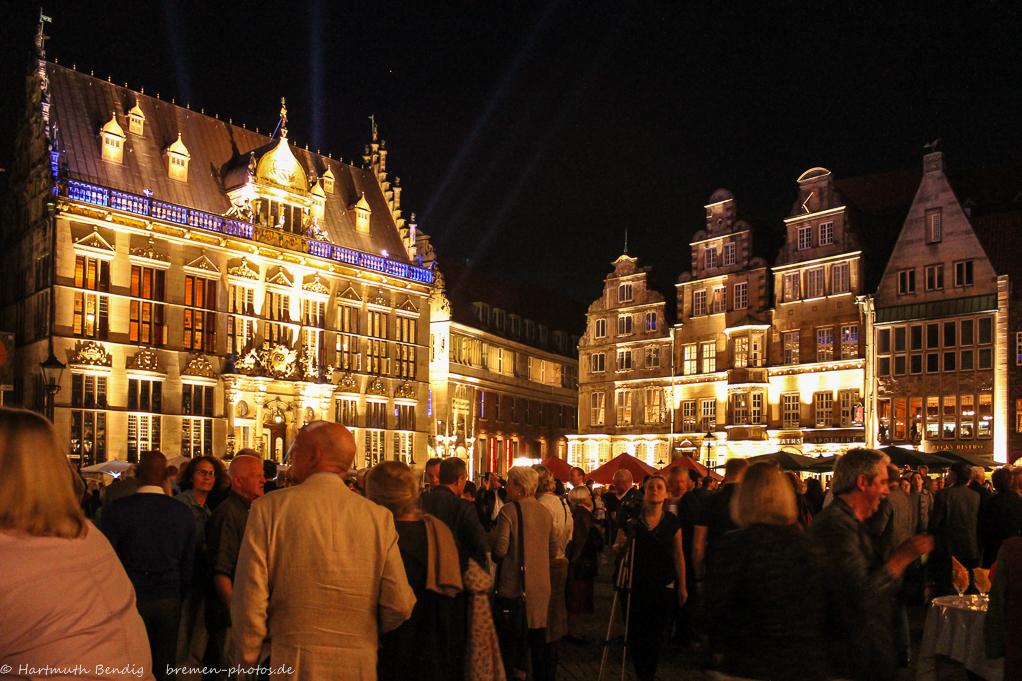Eröffnungsabend Musikfest Bremen 2015
