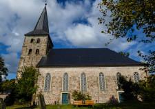 Die alte St. Martini Kirche in Bremen Lesum