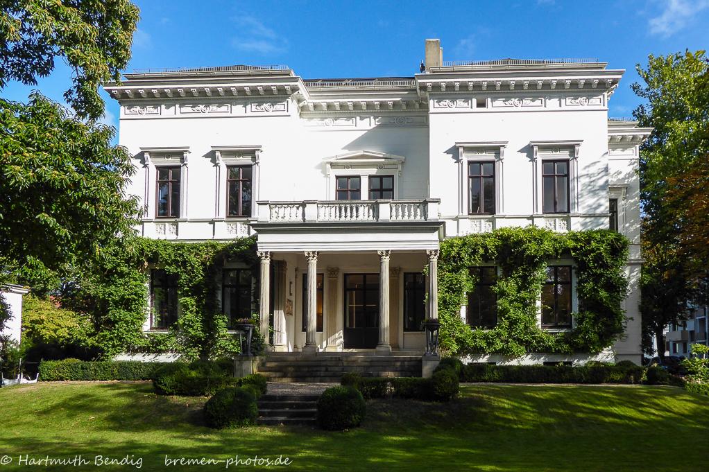 Villa Lürman Bremen Contrescarpe 21