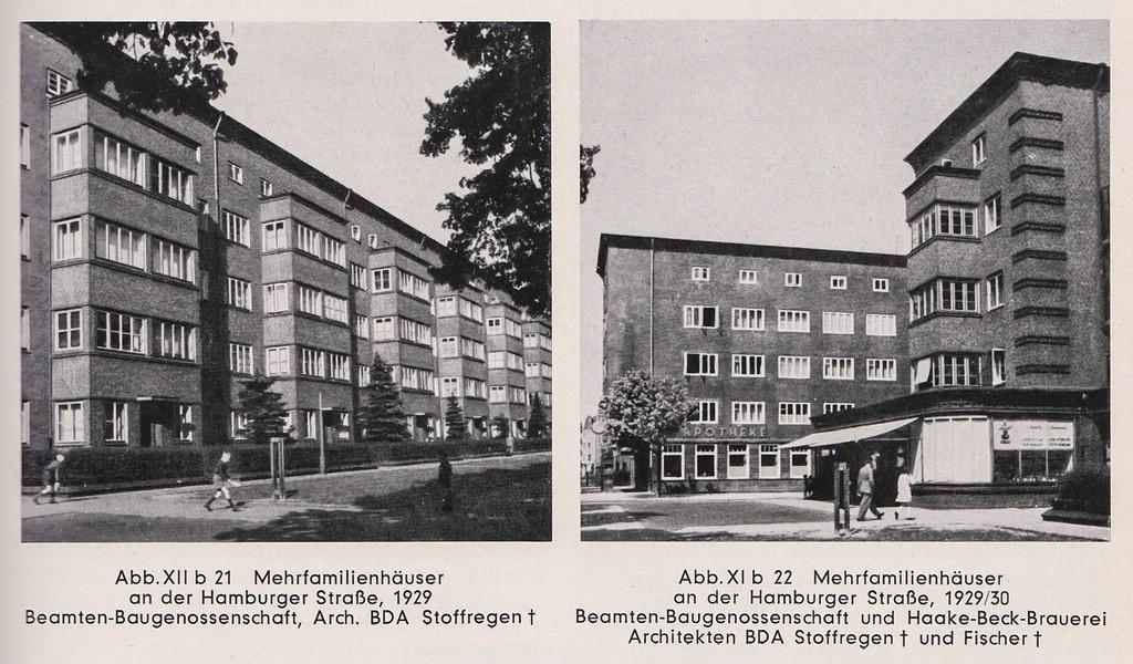 Wohnanlage Hamburger Strasse