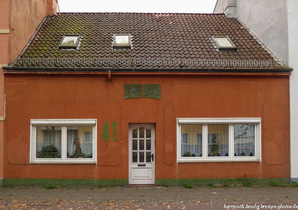 In der Chaussee Nr. 41 (heute Hastedter Heerstr.) lebte und arbeitete der Zigarrenmacher Frese.