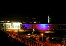 am ehemaligen Bremer Spacepark