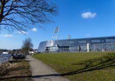 Blick zum Weserstadion