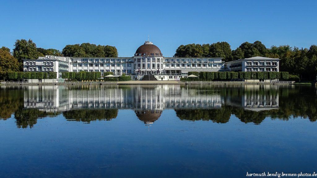 Das aktuelle Bremer Parkhotel am Hollersee